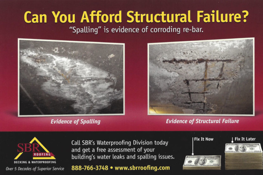Can You Afford Structural Failure?