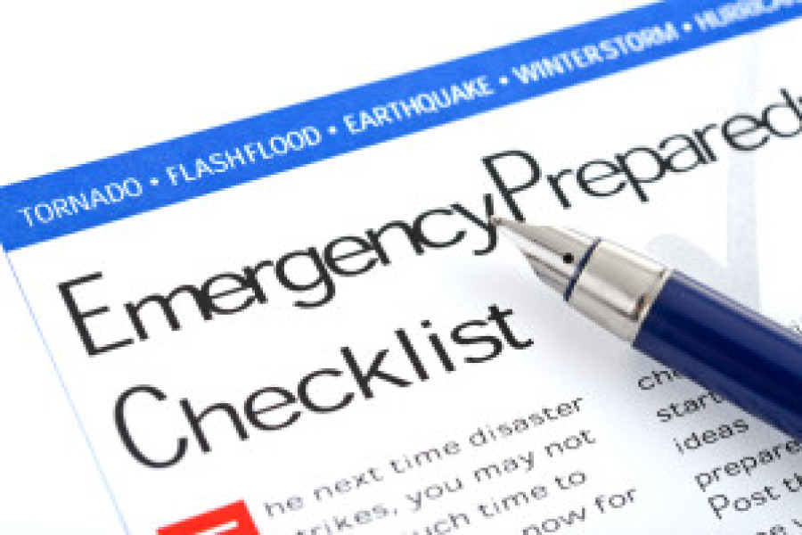 How Are You Getting Ready For National Preparedness Month?