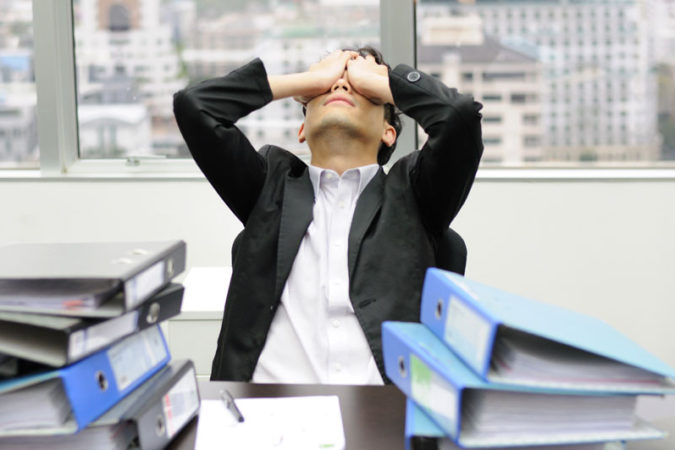 Get Rid of Office Stress With These Tips To Relax At Work