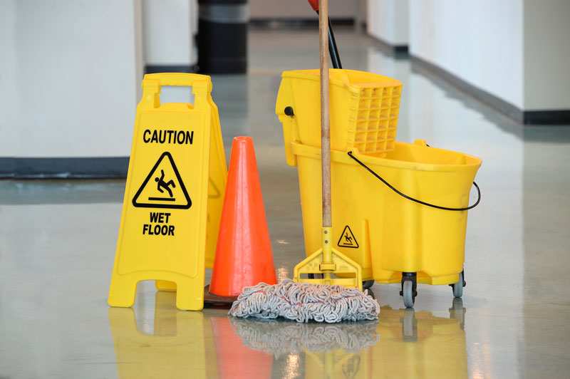 Commercial Property & Workplace Safety Tips