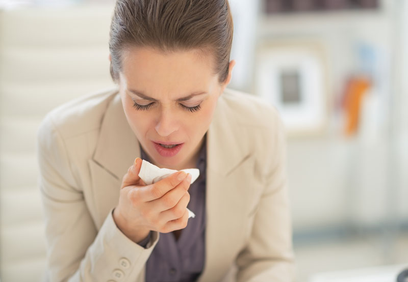 Cold & Flu Prevention Tips to Keep Your Office Healthy